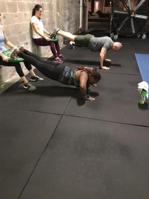 Planking Like a Champ
